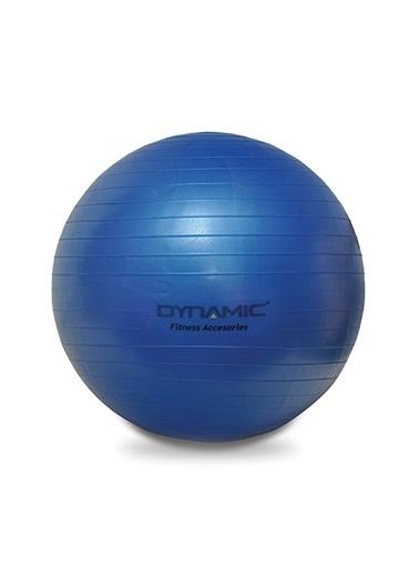 Dynamic Dynamic 55C034 Şişirme Aparatlı Patlamaz 55 Cm Fitness Topu Mavi